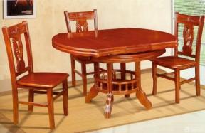 折疊餐桌 中式風格