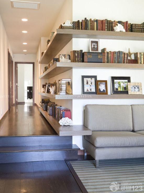 家装效果图 120㎡ 120平米橡木地板房子装修效果图 提供者:   ←
