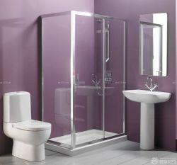 小型賓館衛生間裝修設計圖