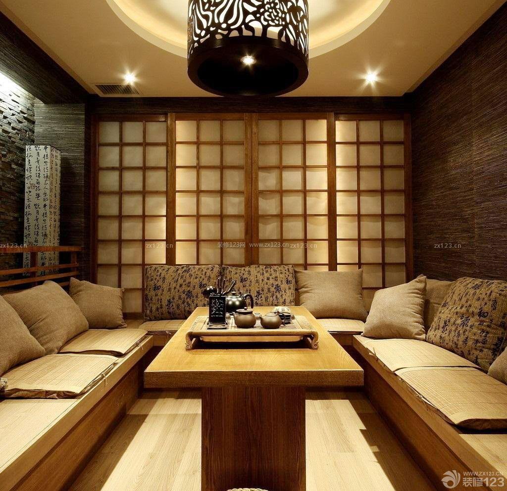 装修日本超小户型复古检测桌设计装修升降南京图片