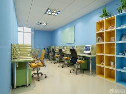 小型辦公室辦公桌植物裝修圖片大全
