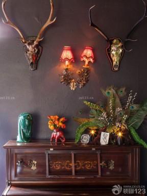 花瓶 歐式古典家具