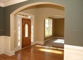 木制窗戶 歐式家裝設計
