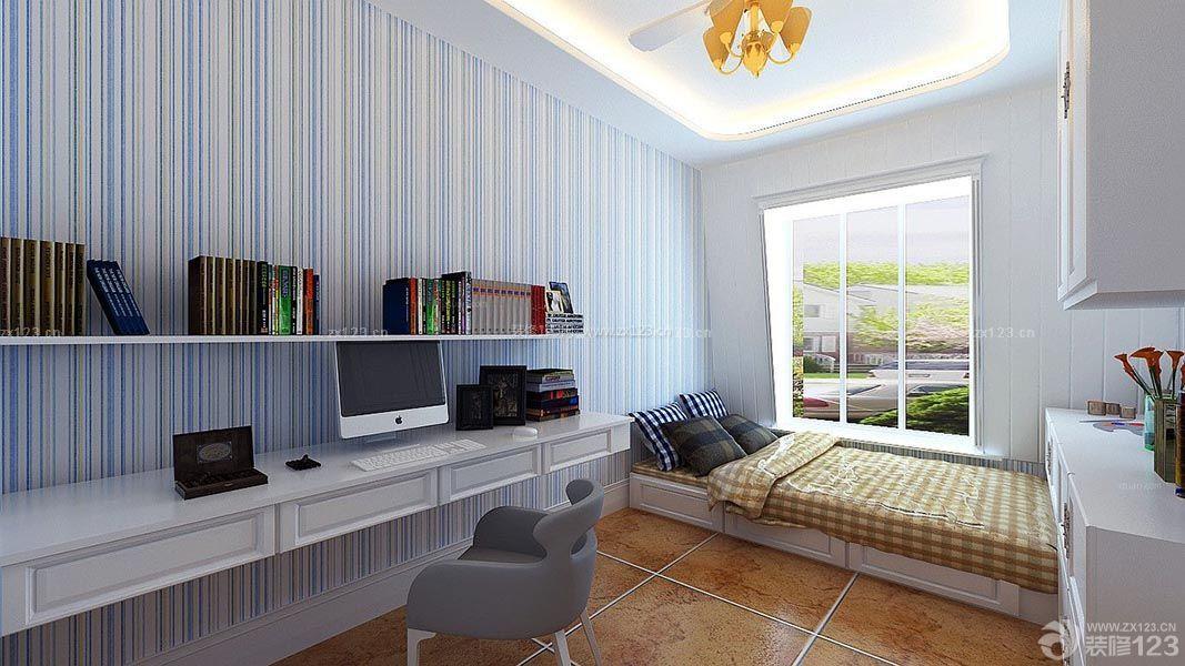 简装小户型一室家装设计图片