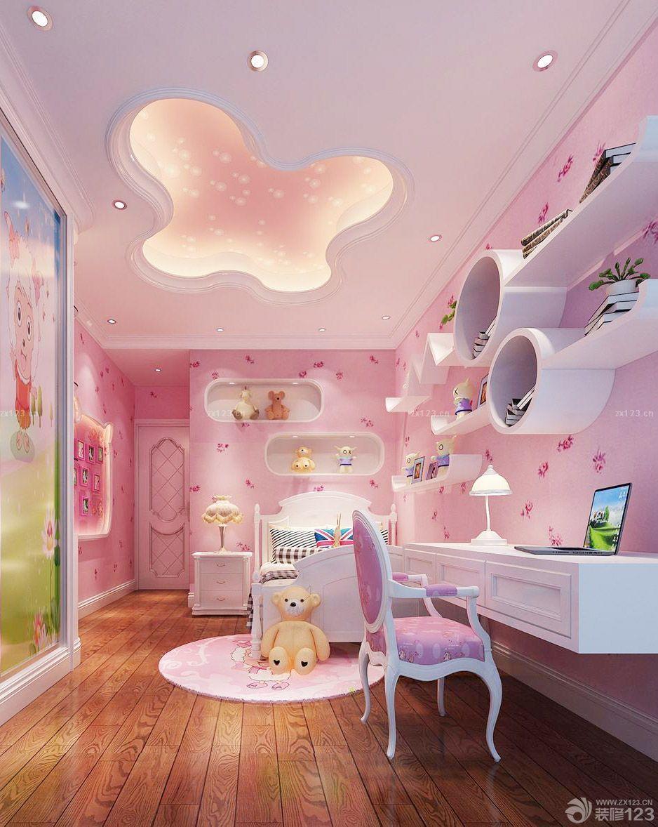 装修效果图图片素材  儿童房效果家装效果图图片设计图免费下载_jpg