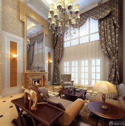 住宅电视挑高系统复式背景墙装修图设计基于plc的客厅欣赏分拣物料图片