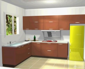 金牌櫥柜 簡約風格廚房
