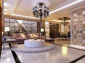 客廳設計圖 豪華客廳