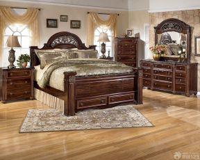 美式鄉村床 美式風格