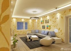 客廳墻壁裝飾 家裝壁紙