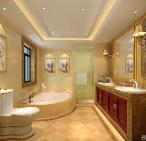 1131 浴室东鹏瓷砖装修设计效果图 1568 整体浴室东鹏瓷砖装修效果图