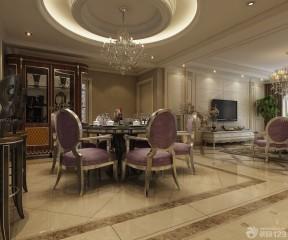 歐式室內裝潢 餐廳設計