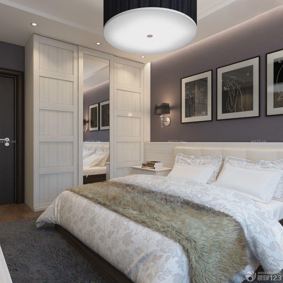 经典欧式风格卧室衣帽间家装设计