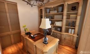 歐式書房 書柜設計