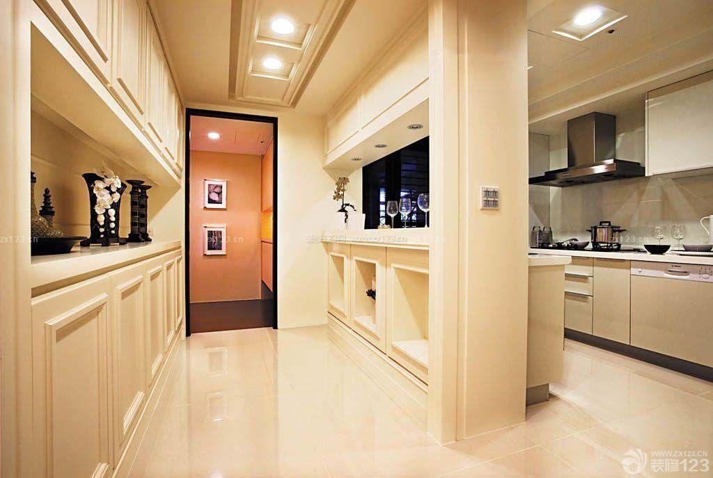 简装现代风格60平米小房子装修效果图 _装修123效果图