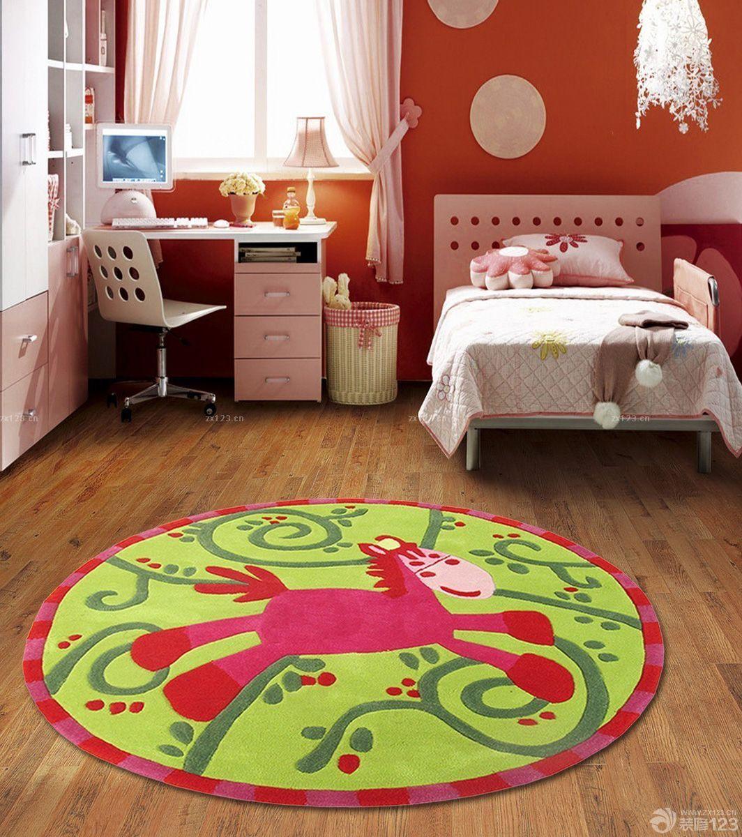 现代风格室内地毯设计实景样板间