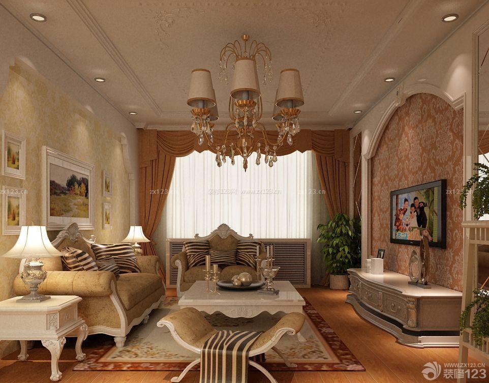 家庭大厅落地玻璃窗设计图片大全_装修123效果图