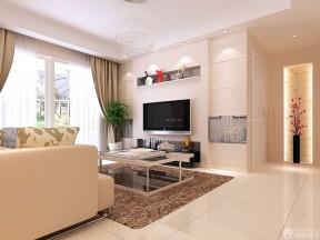 70-80平方小戶型裝修 白色地磚