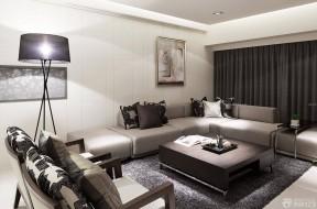 70-80平方小戶型裝修 正方形客廳裝修