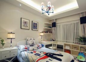 70-80平方小戶型裝修 男生臥室