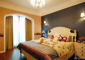 70-80平方小戶型裝修 兒童房裝修樣板
