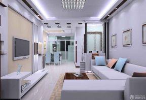 70-80平方小戶型裝修  時尚客廳