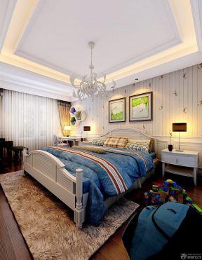 70-80平方小戶型裝修 主臥室