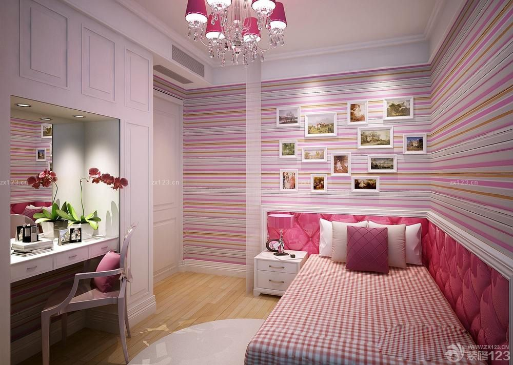70-80平米房屋现代客厅装修设计图