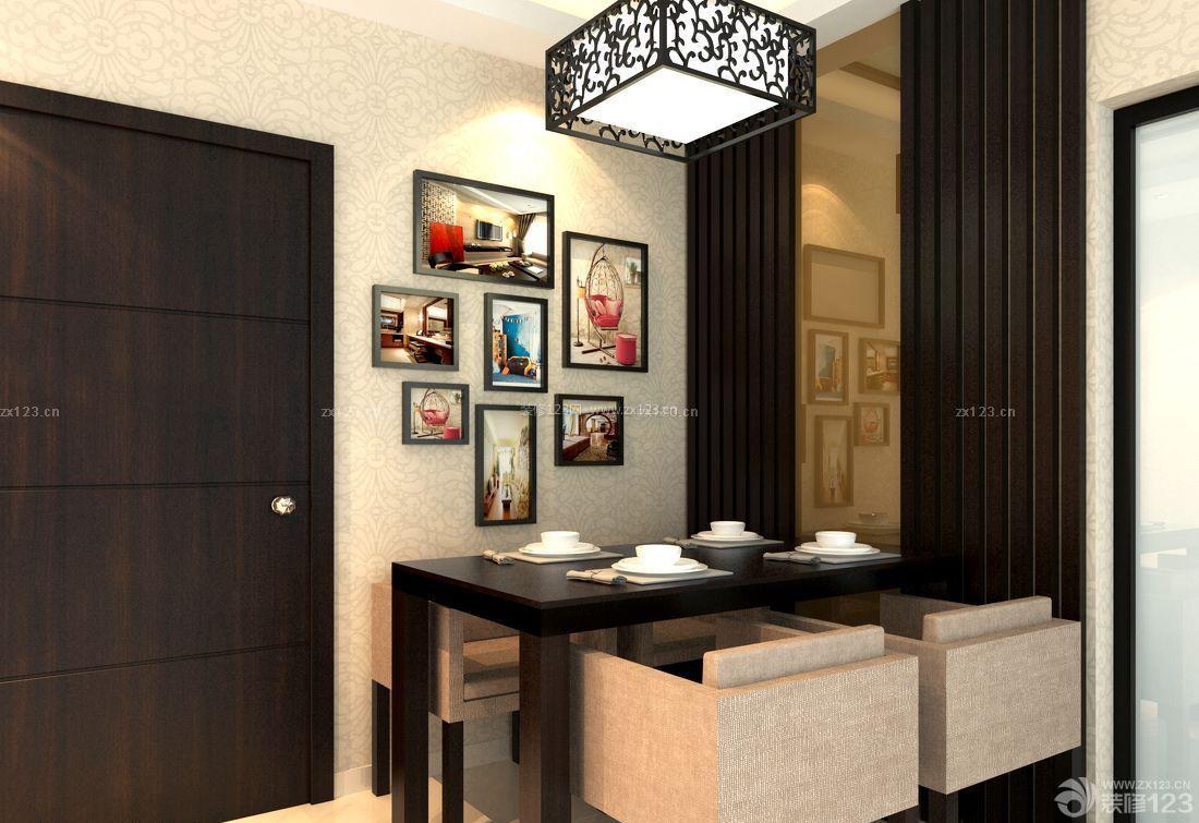 70平米旧房改造餐厅装修设计图片
