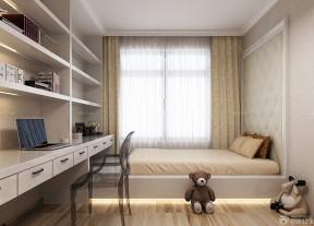 70平米舊房裝修 兒童房樣板間