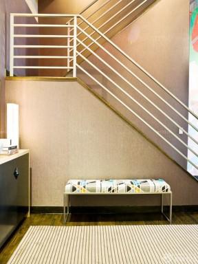 60平米小復式 不銹鋼樓梯扶手