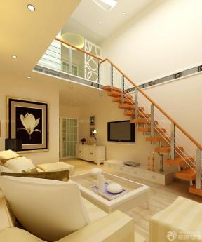 60平米小復式 樓梯設計