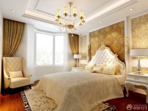 100平三室一廳 臥室設計