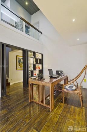 100平米復式樓 書房設計