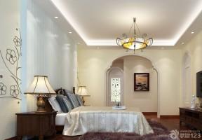 100平米三室一廳 臥室設計