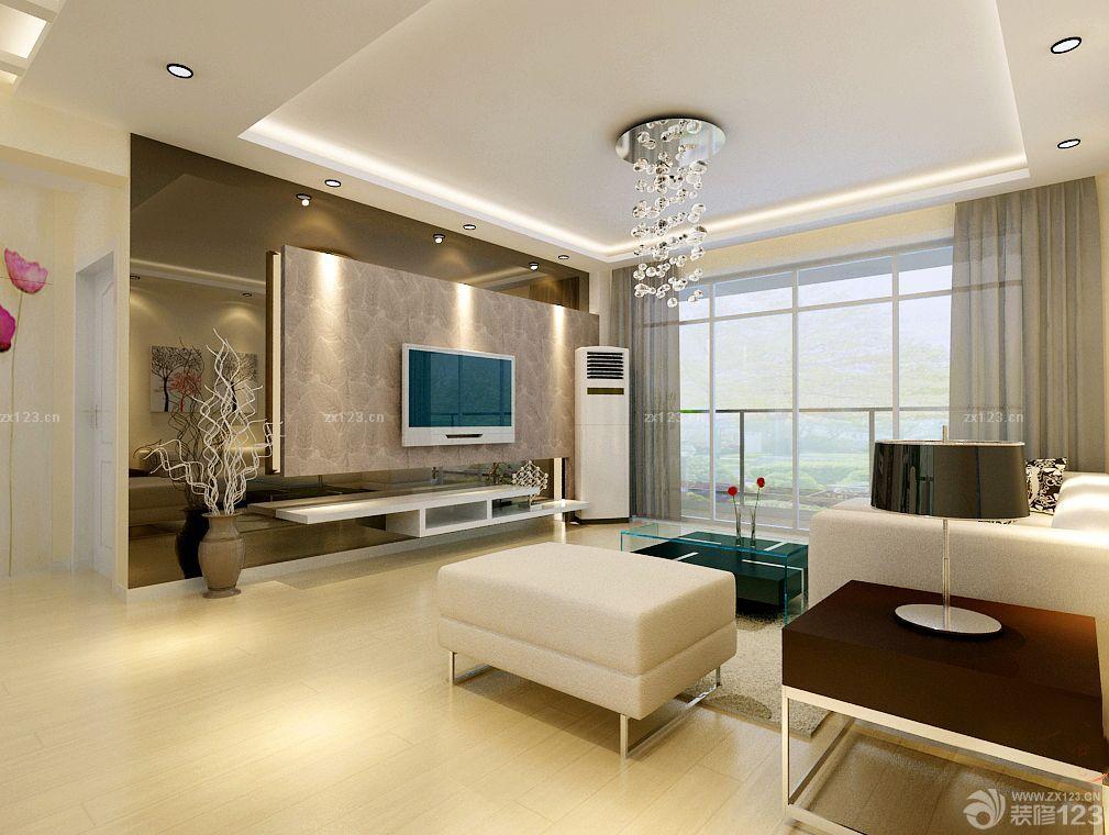 简欧风格110-120平米室内装修效果图