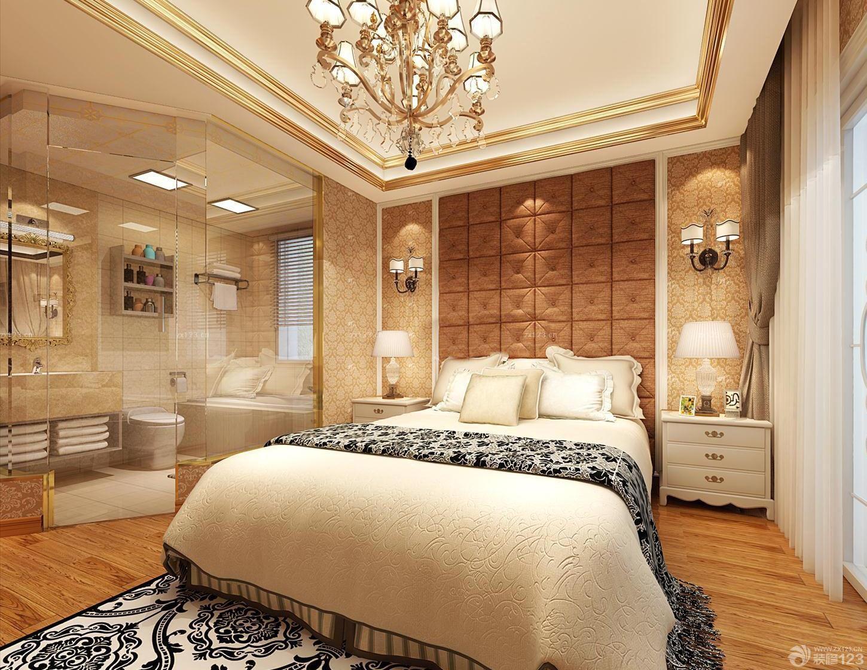 最新130平米的房子欧式室内装修图片