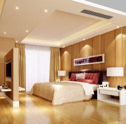 溫馨簡約風格130平米室內臥室裝修效果圖大全2014