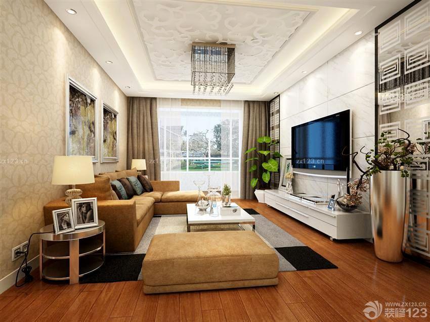 2015经典欧式120平米房子装修设计图