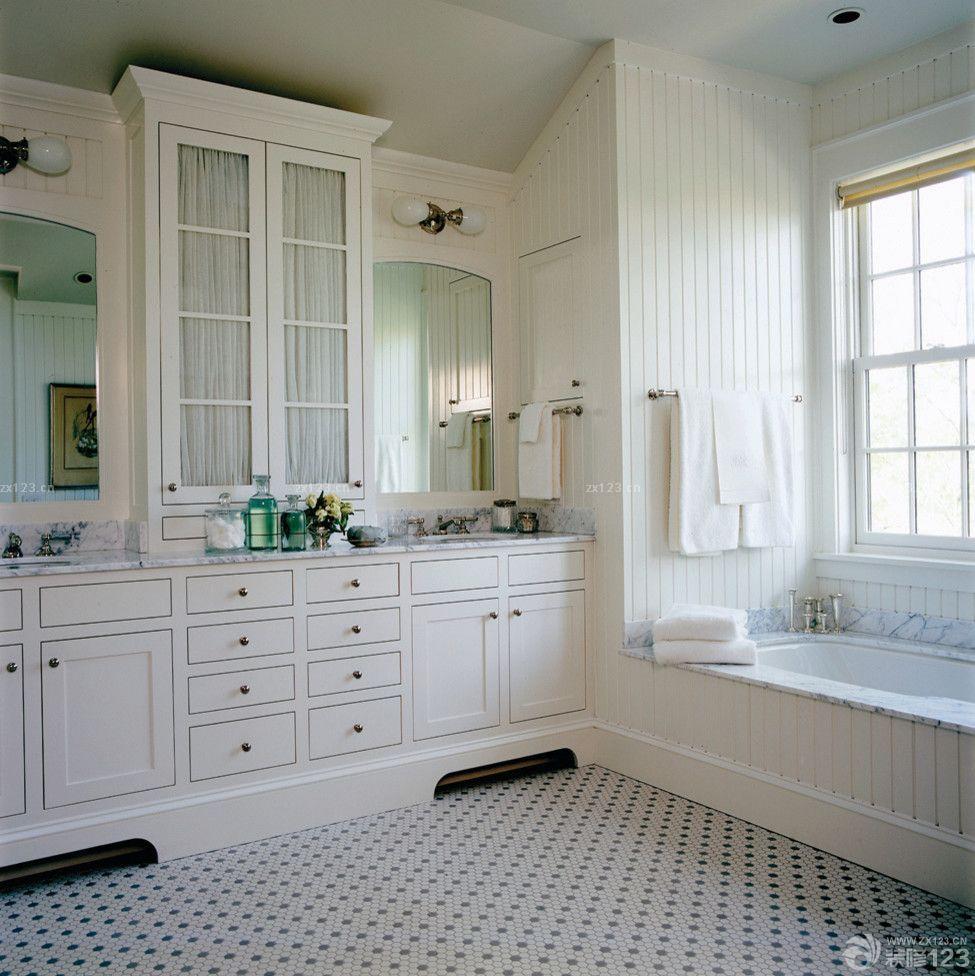 80平米三室一厅小户型精装修房子效果图