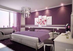溫馨簡約風格130平米主臥室設計欣賞