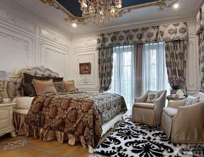 100平米別墅 美式家裝