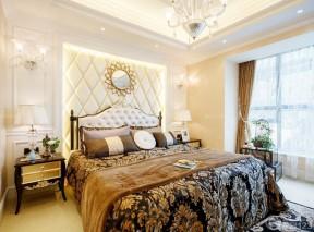 100平米別墅 雙人床