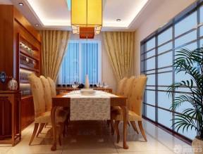 100平米別墅 中式風格