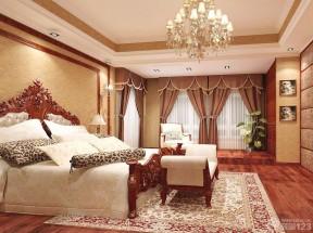100平米別墅 大臥室