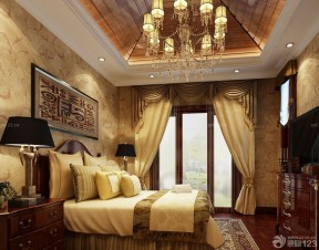 100平米別墅 吊頂設計