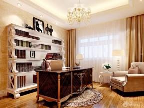 100平米別墅 歐式風格