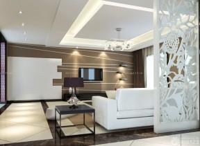 100平米別墅 現代家裝