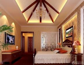 100平米別墅 中式家裝