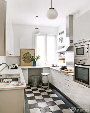 70平米小三房裝修 廚房裝修樣板
